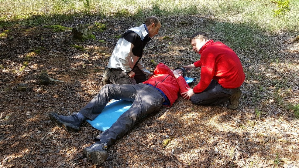 Secondary Survey Outdoor First Aid